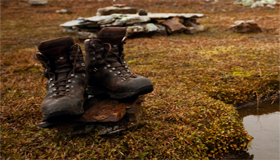 WALKING - BOOTS, CLOTHING, EQUIPMENT