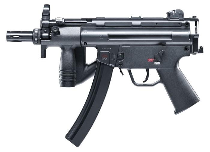 Heckler and Koch MP5K PDW Air Gun