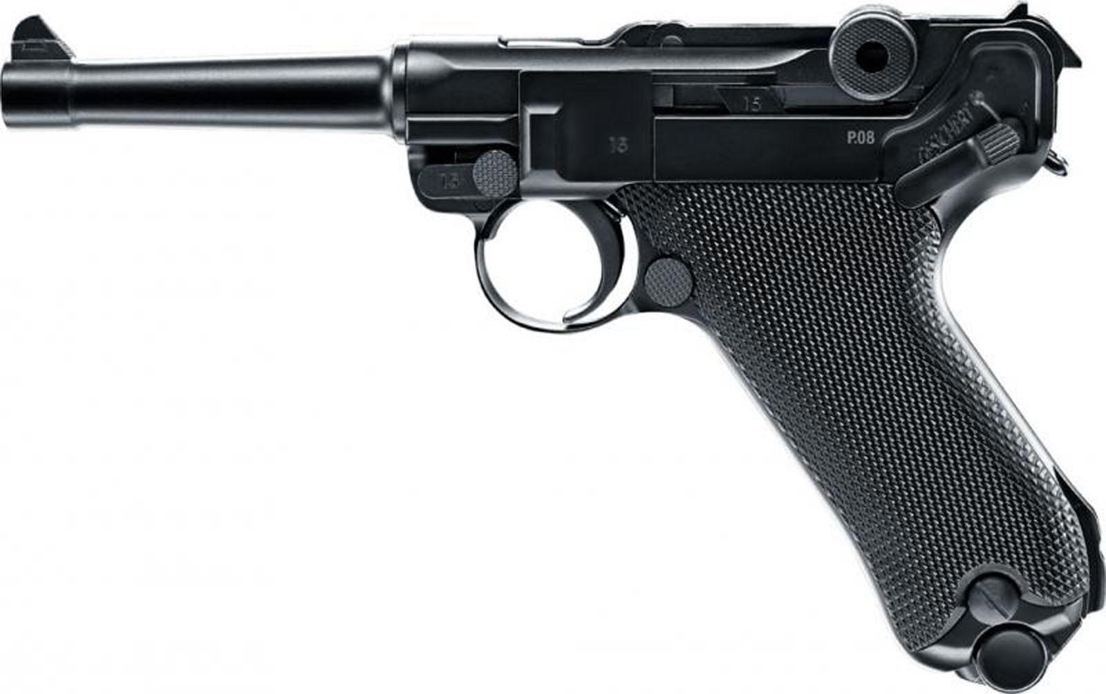 Luger PO8 CO2 Pistol
